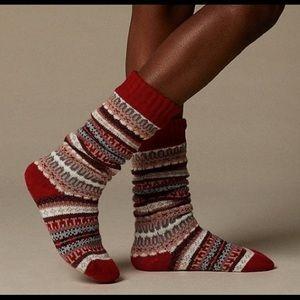 Indigo Women's Reading Socks